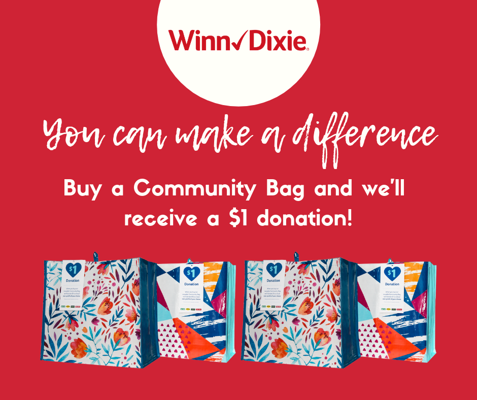 Winn-Dixie Bag Program