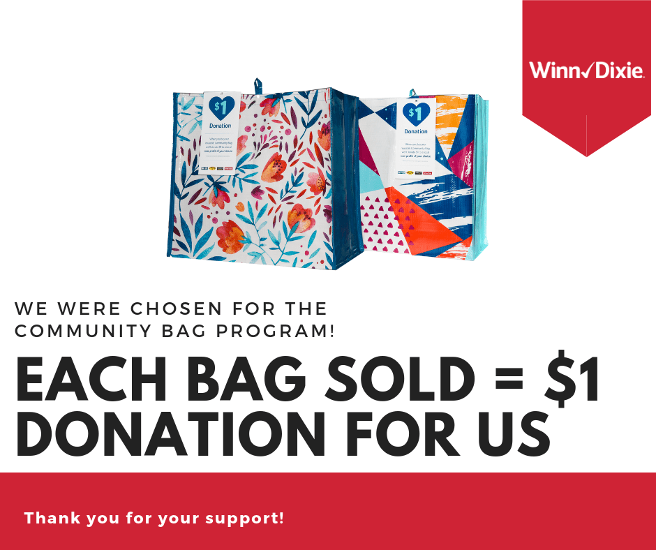Winn-Dixie Community Bag Program