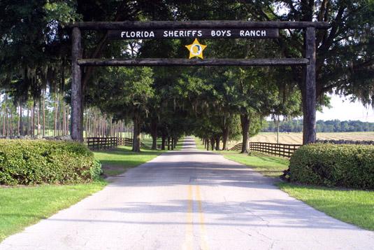 Boys Ranch - Live Oak, Florida