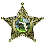 Lee County Sheriff's Office Badge Logo